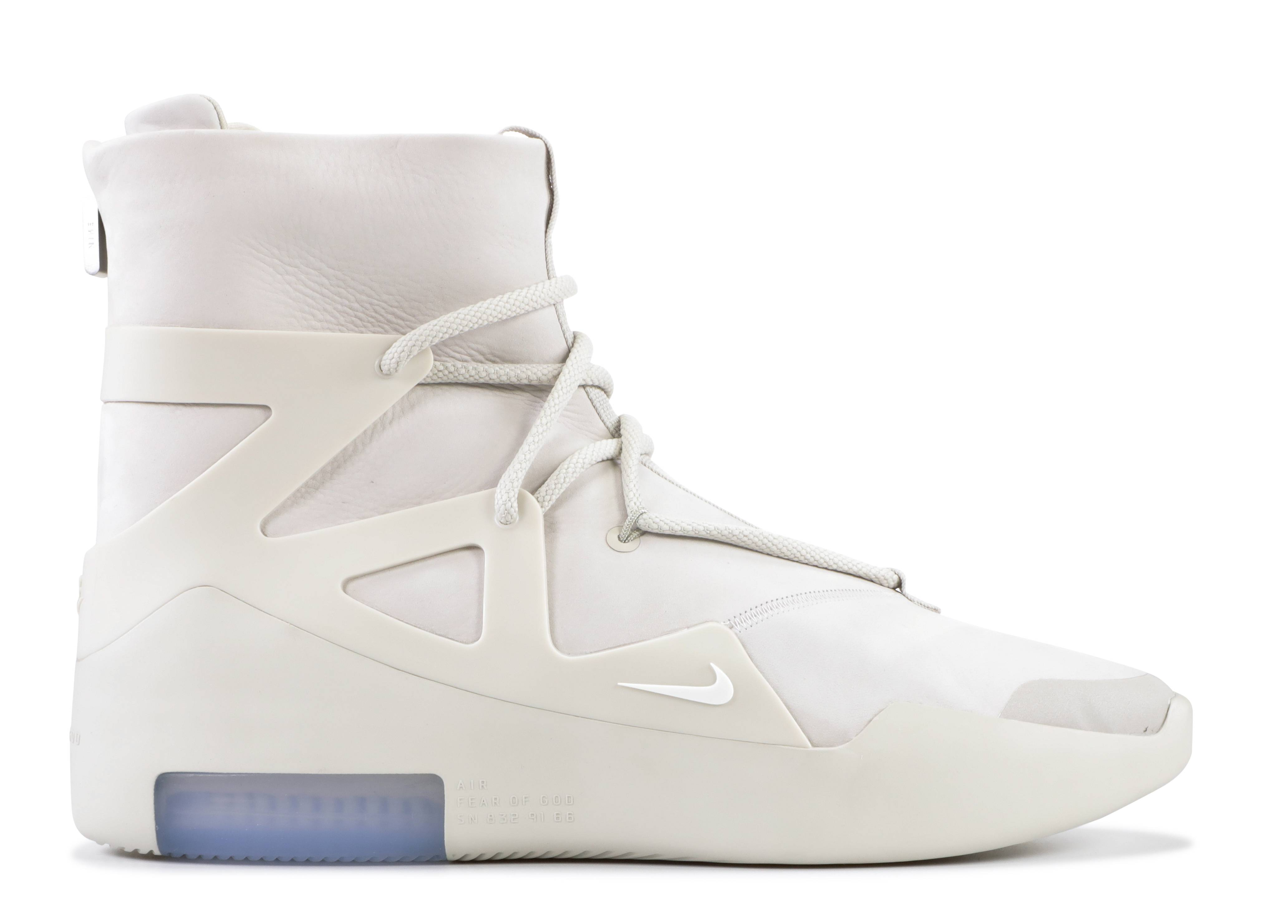 """nike air fear of god 1 """"fear of god friends and family"""""""