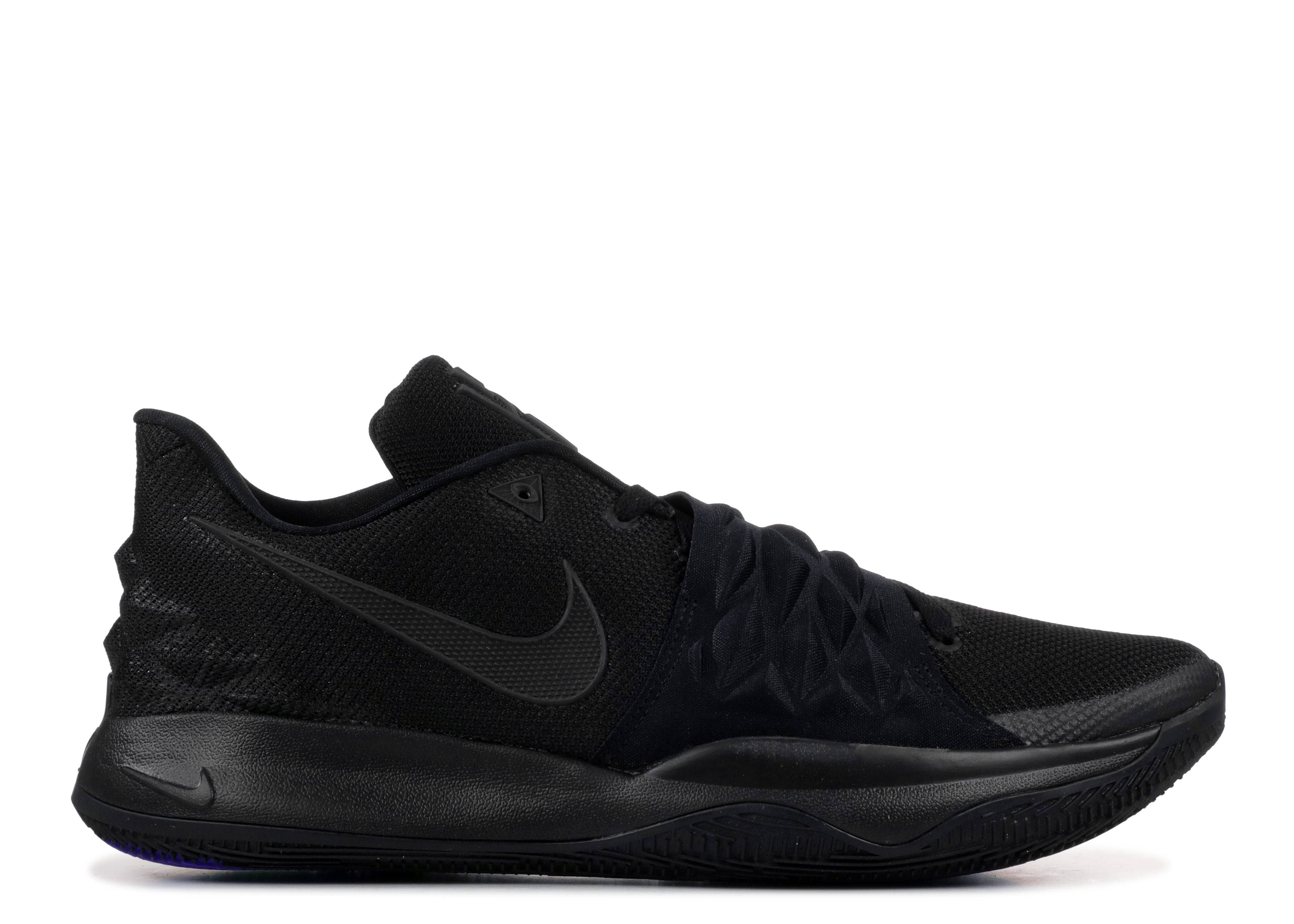 "nike kyrie low ep  ""triple black"""