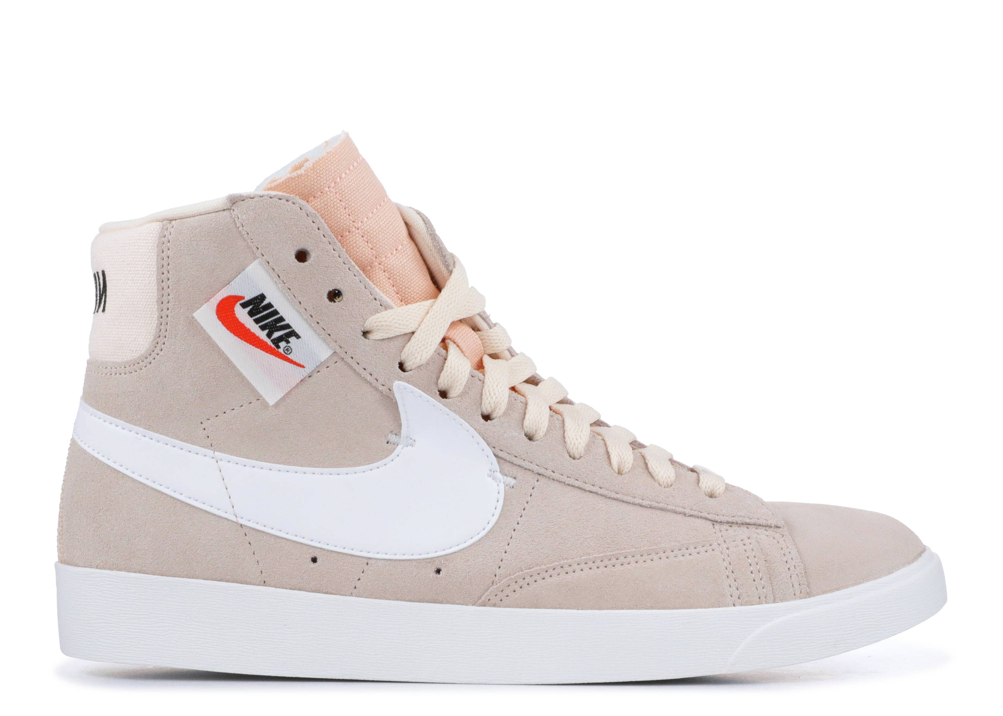 c168d9ea07b Wmns Nike Blazer Mid Rebel Guava Ice - Nike - bq4022 801 - guava ice ...
