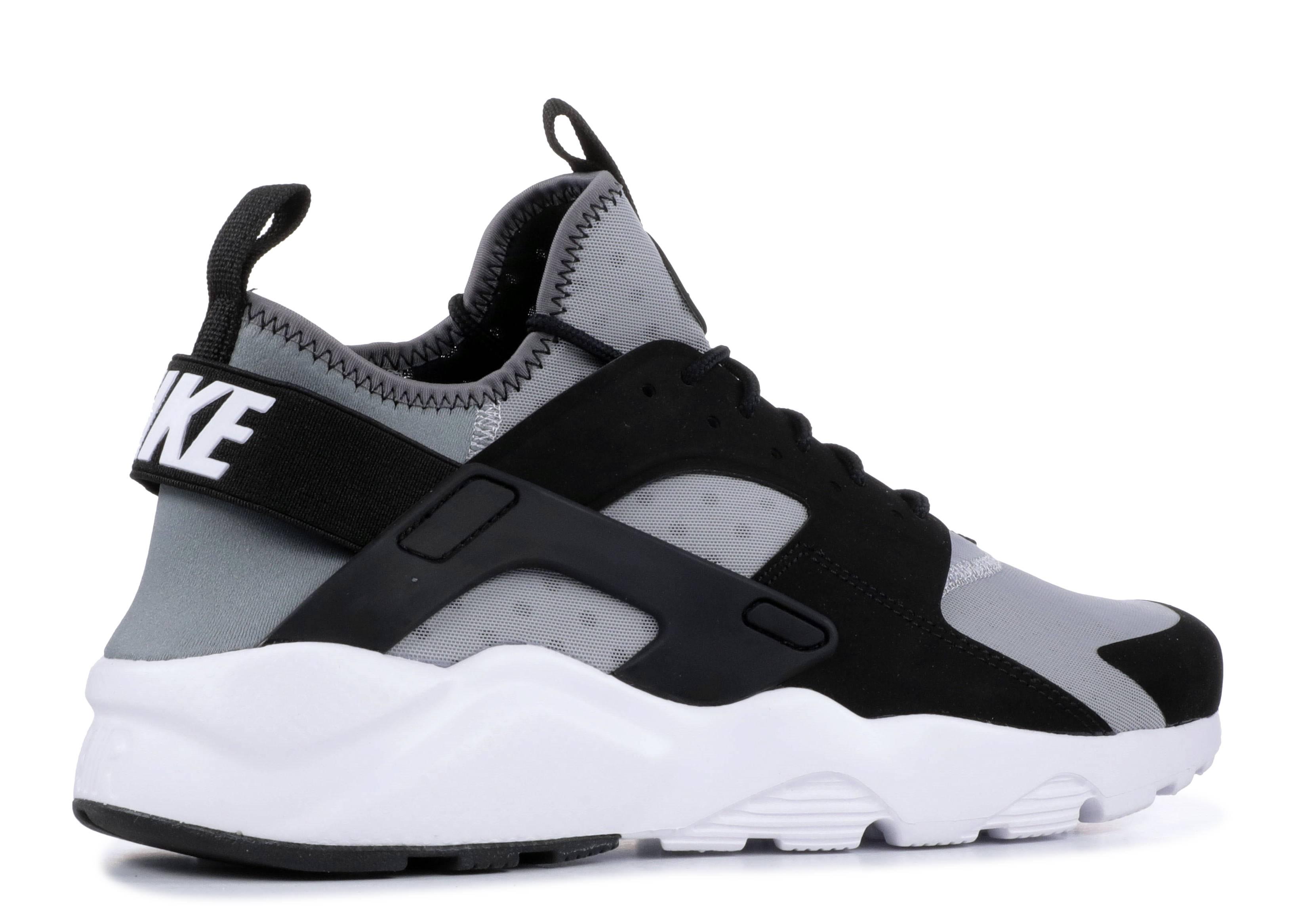 Air Huarache Run Ultra 'Wolf Grey' - Nike - 819685 010 - wolf grey ...