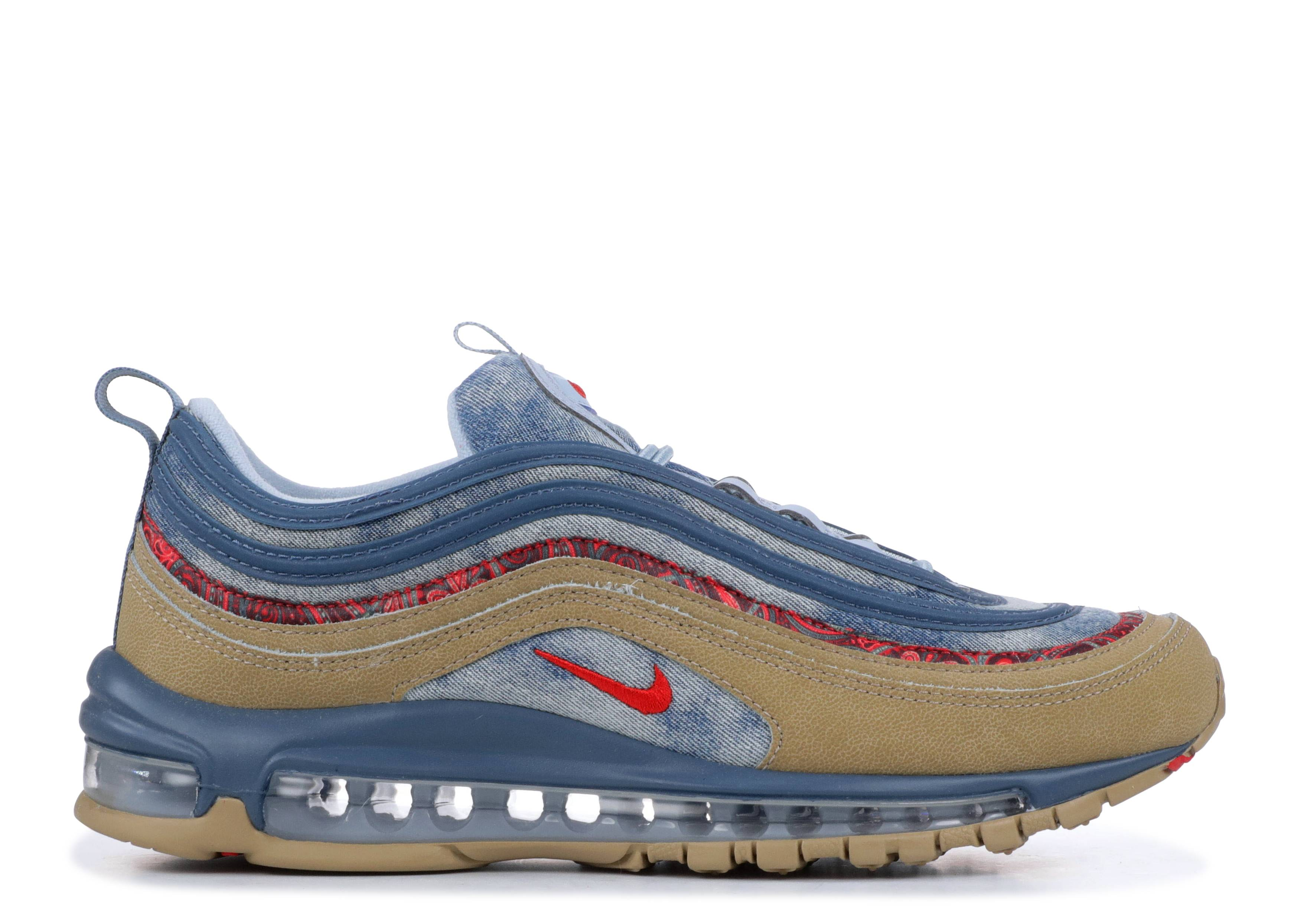 Nike Air Max 97 - Nike - bv6056 200 - parachute beige university red ... a7e587abe