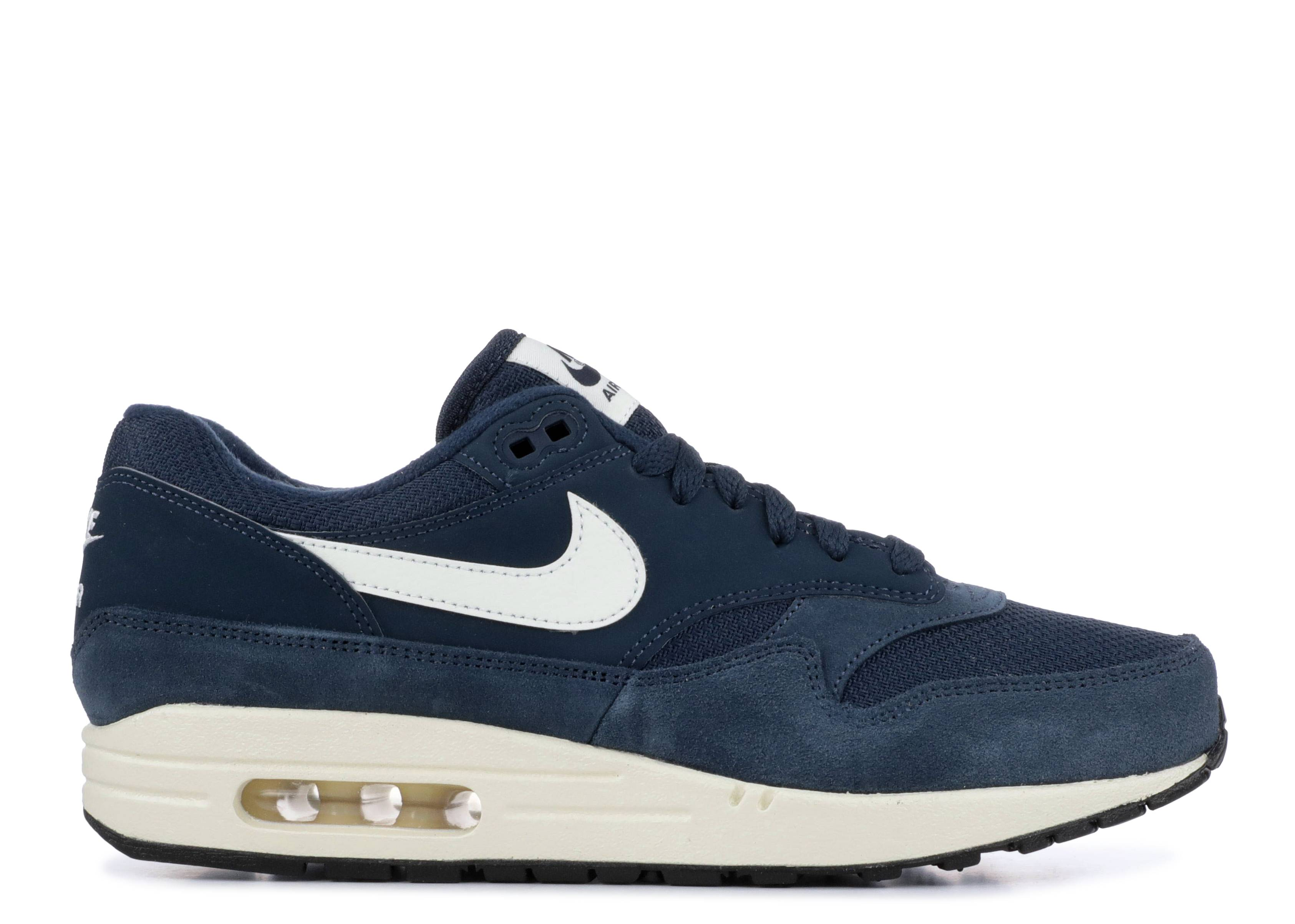 detailed look a0fab 2f970 Nike Air Max 1 - Nike - ah8145 401 - armory navysail - sail