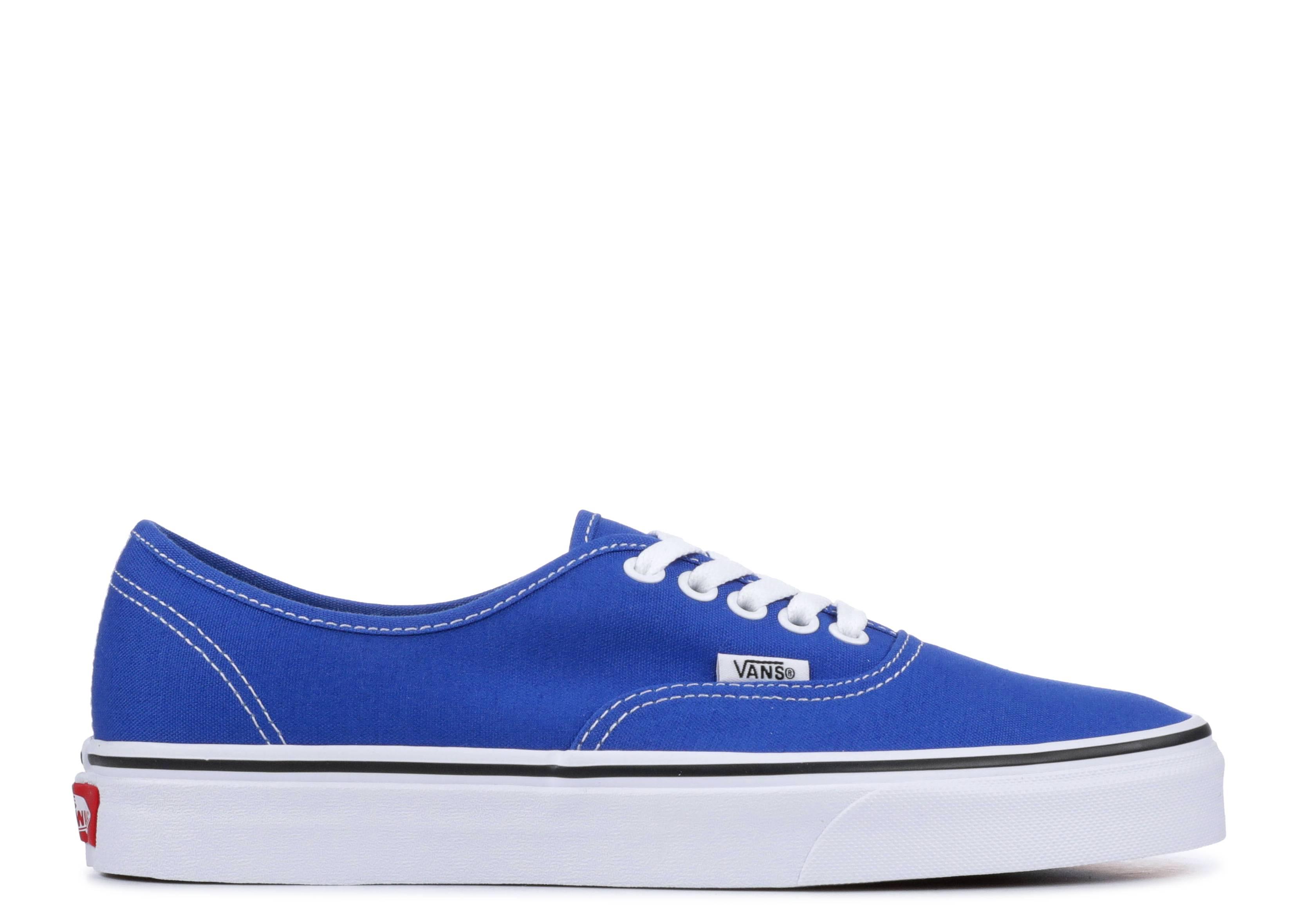 0d933290c3 Vans Authentic - Vans - vn0a38emvji - lapis blue true white