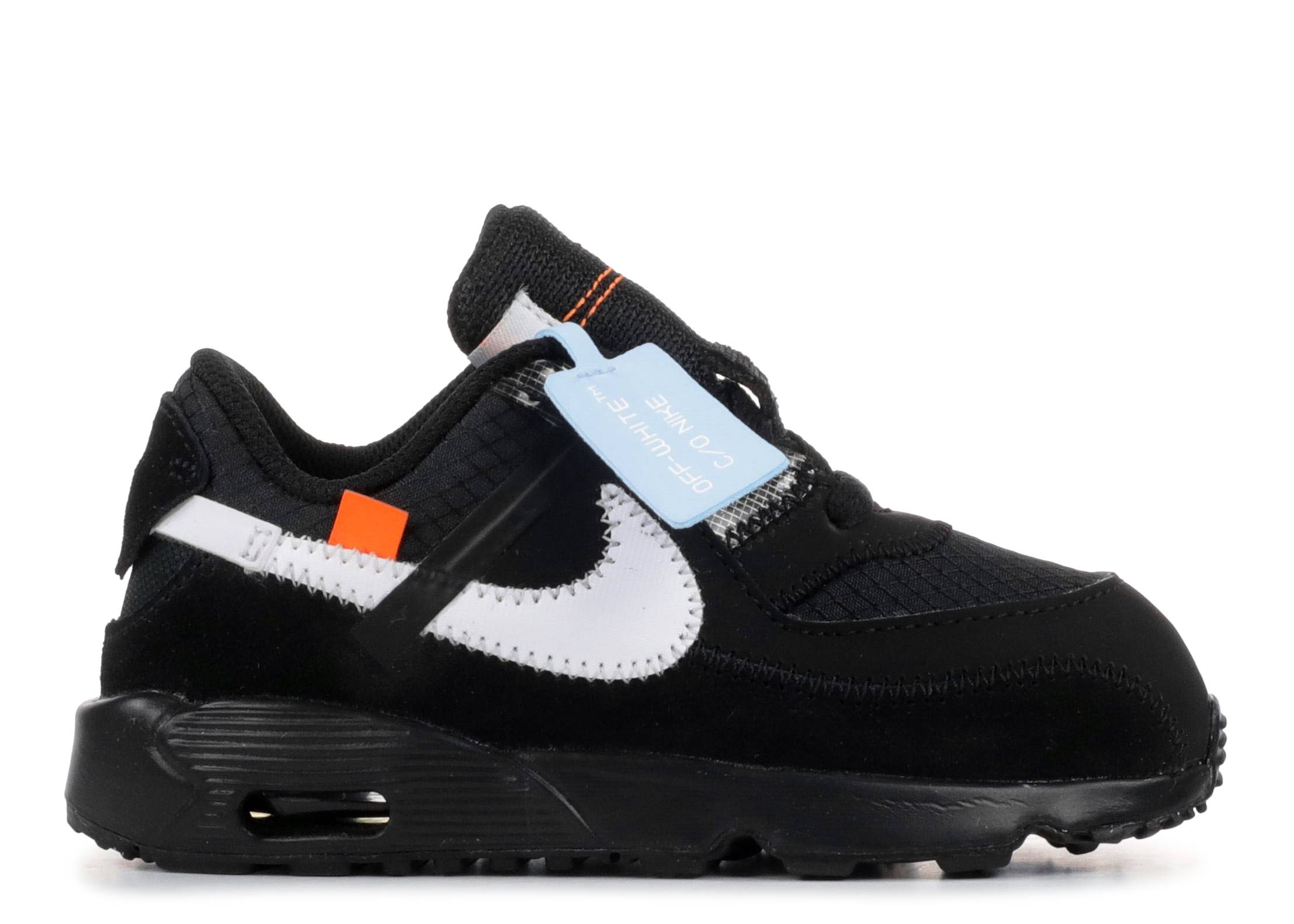 "the 10: nike air max 90 bt ""off white 90 infant"""