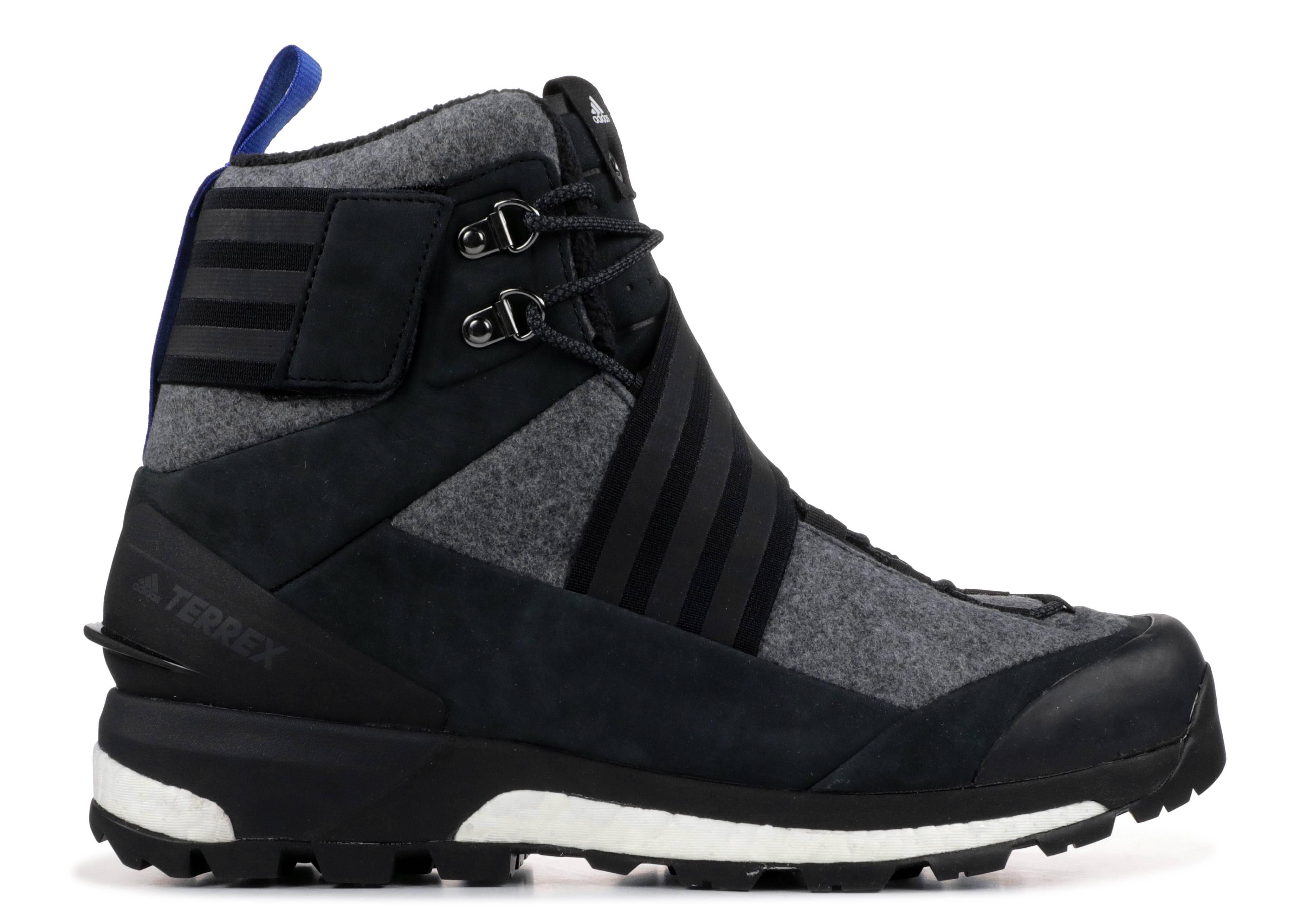 "adidas consortium  terrex tracefinder x xhibition ""Black"""