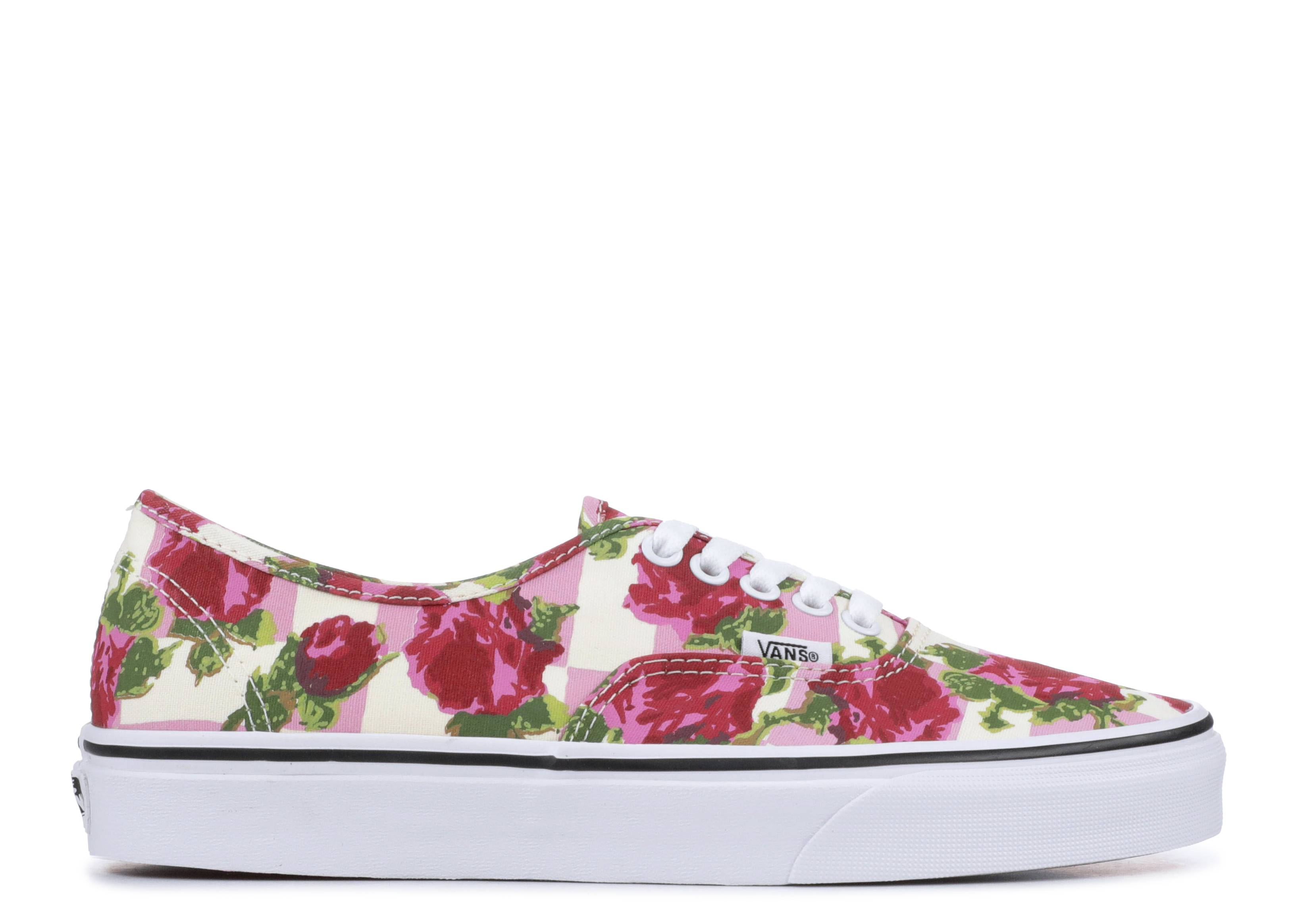 "vans authentic ""romantic floral"""