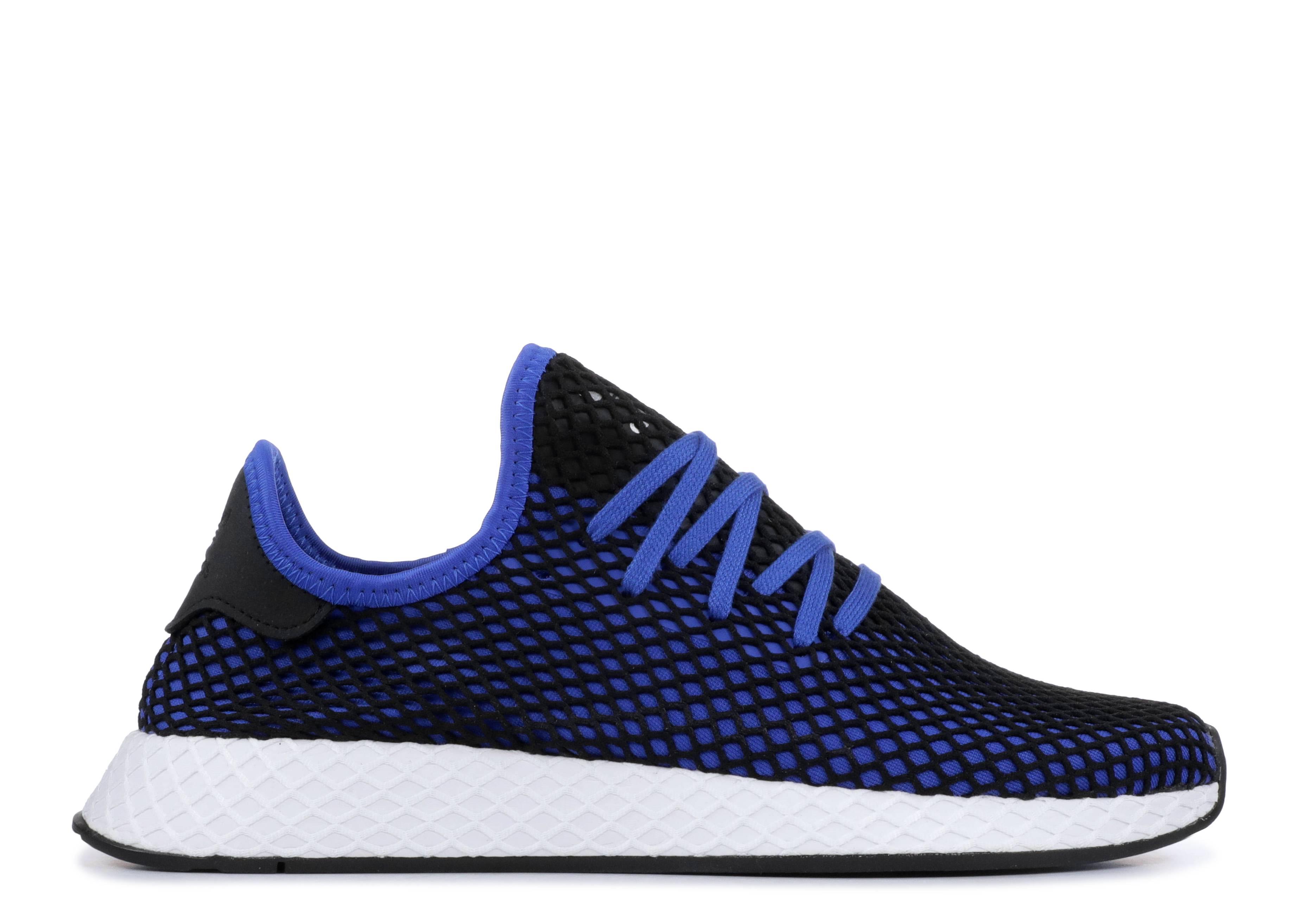 38b1436b8 Deerupt - Adidas - b41764 - hi res blue hi res blue  core black ...