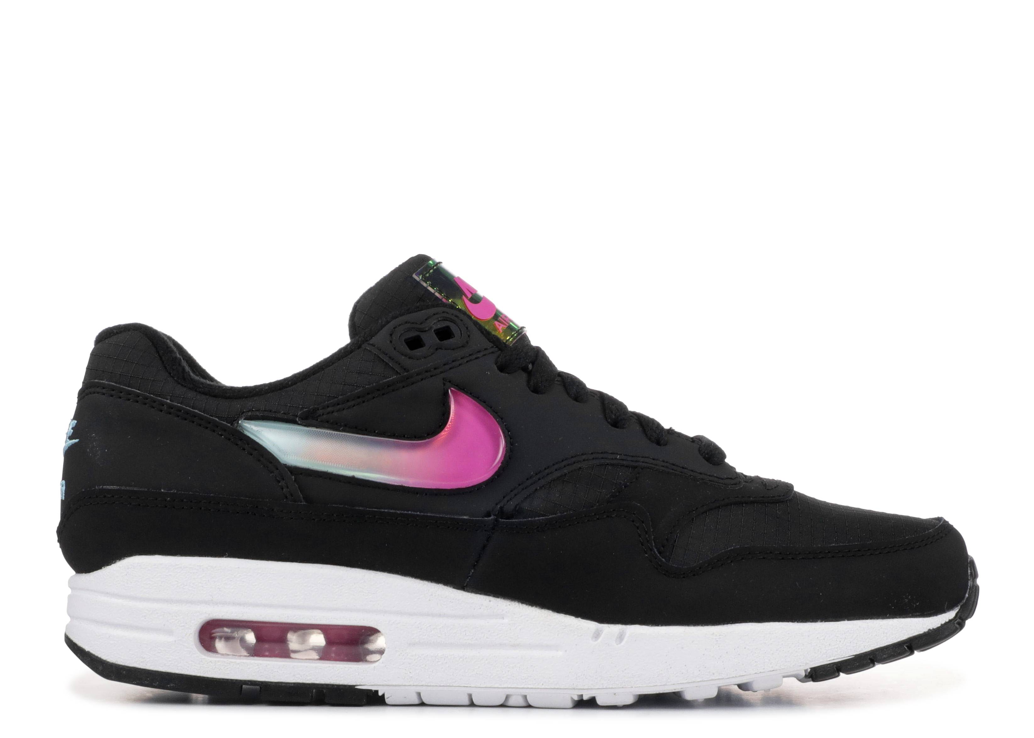 "nike air max 1 se ""jelly jewel black"""