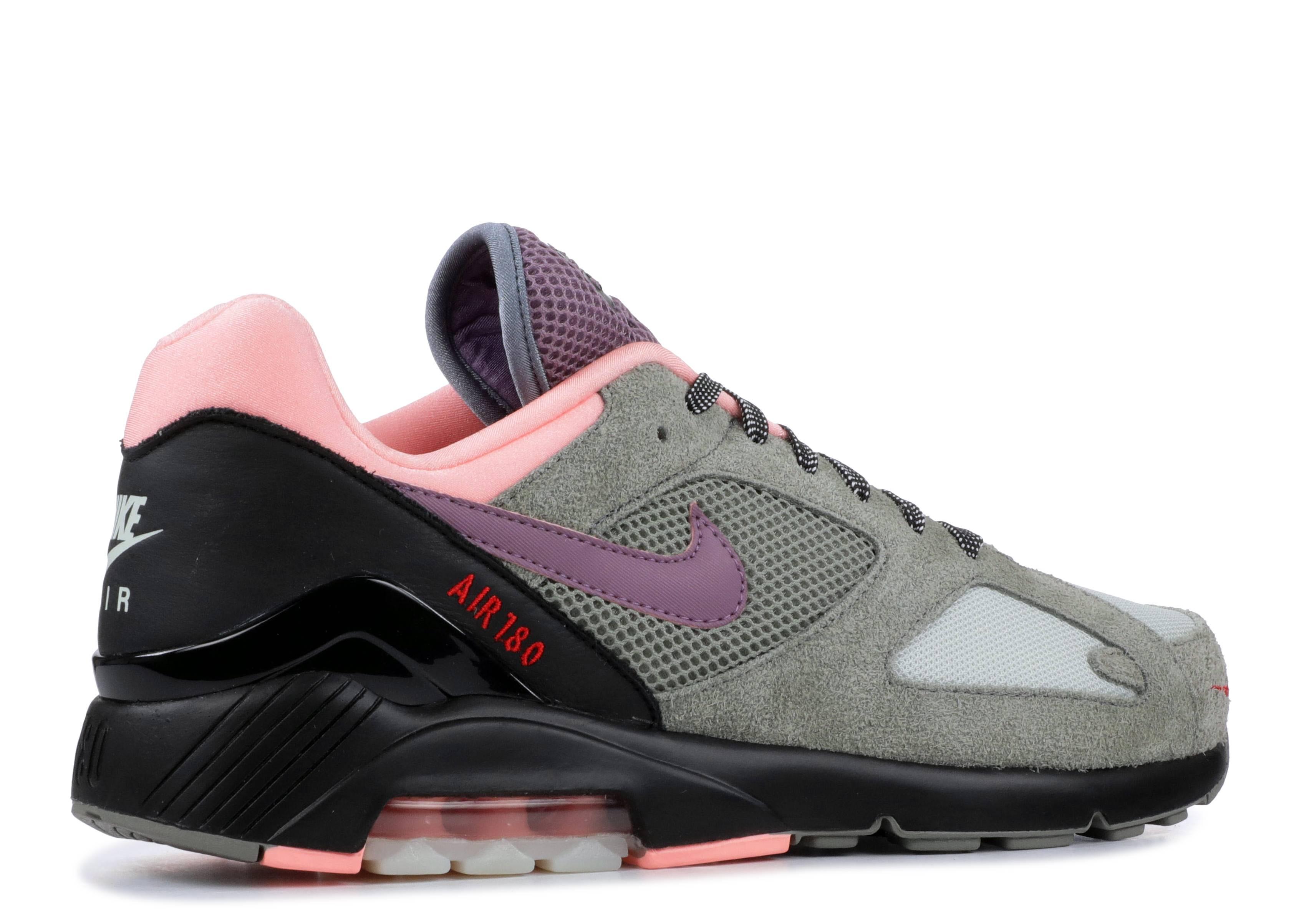 Size? X Air Max 180 'Dusk' - Nike - AV5189 001 - dark stucco ...