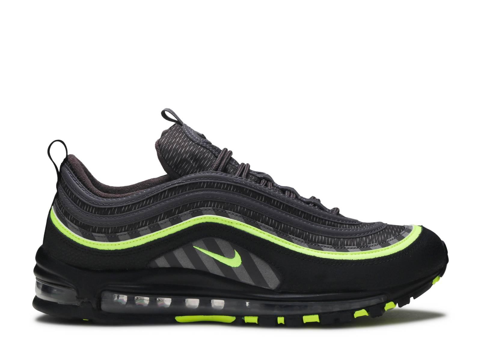 ce066c6a07 Nike Air Max 97 - Nike - bv6057 001 - thunder grey/lime blast-black ...