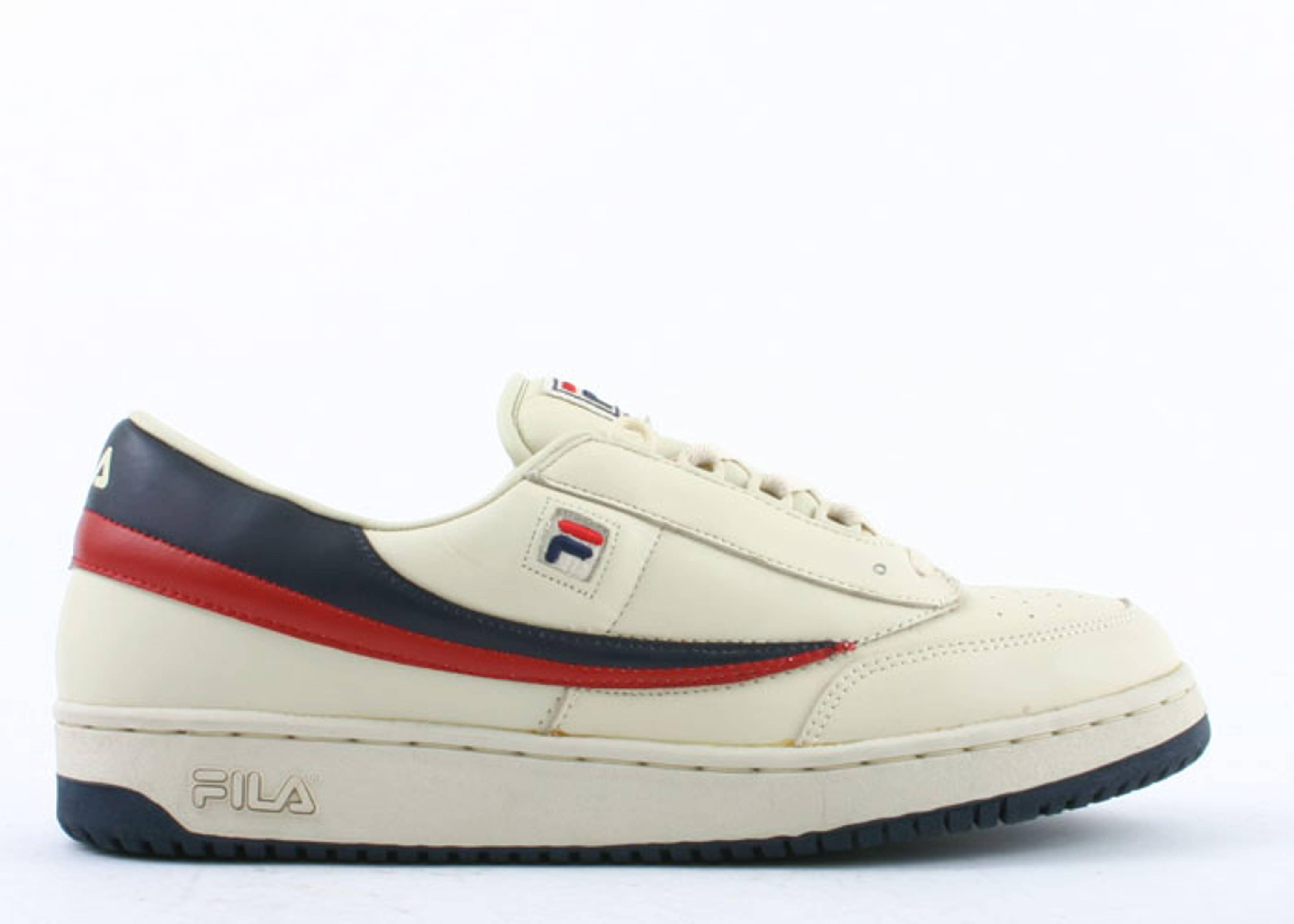 original tennis low leather