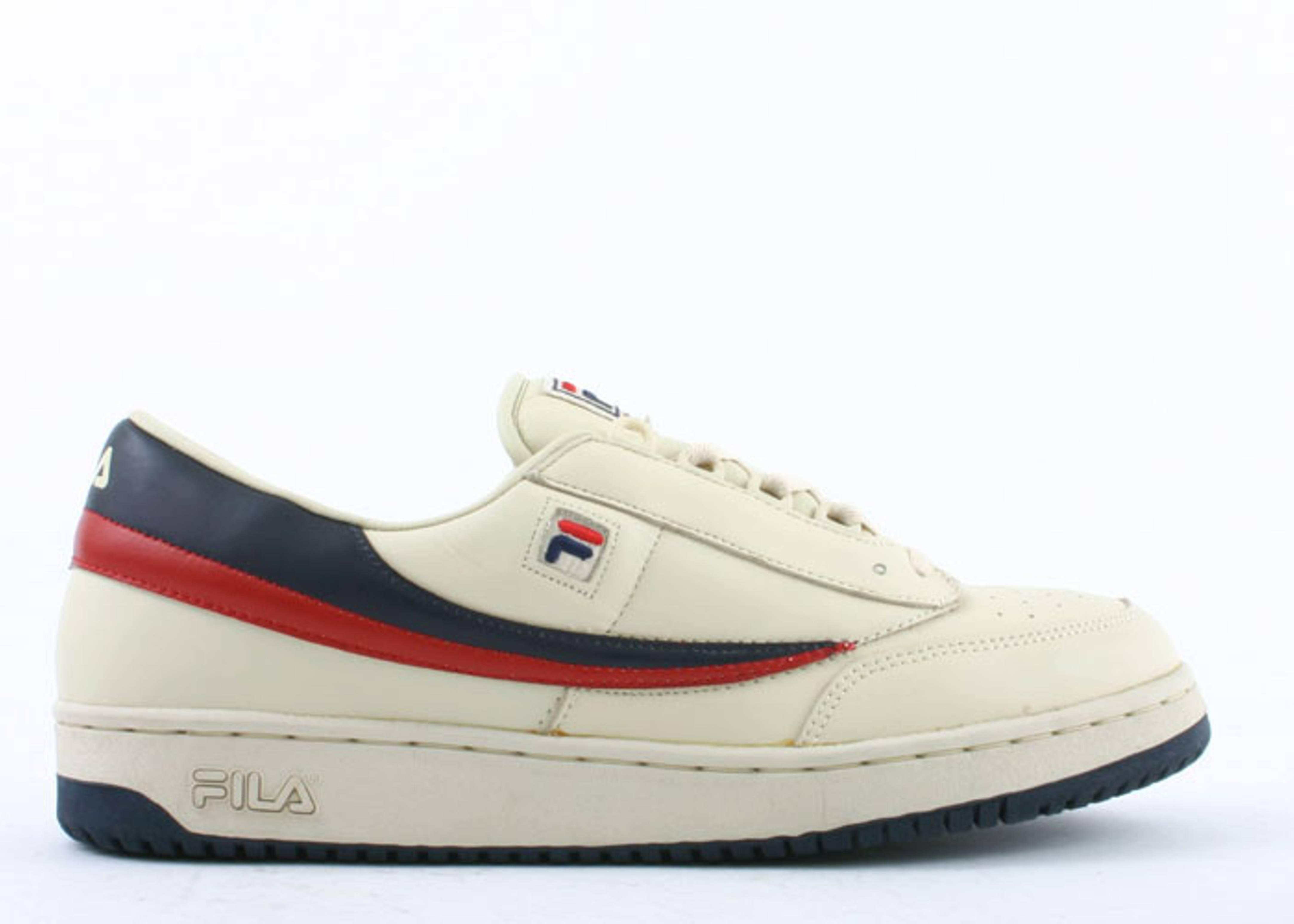 original tennis low leather