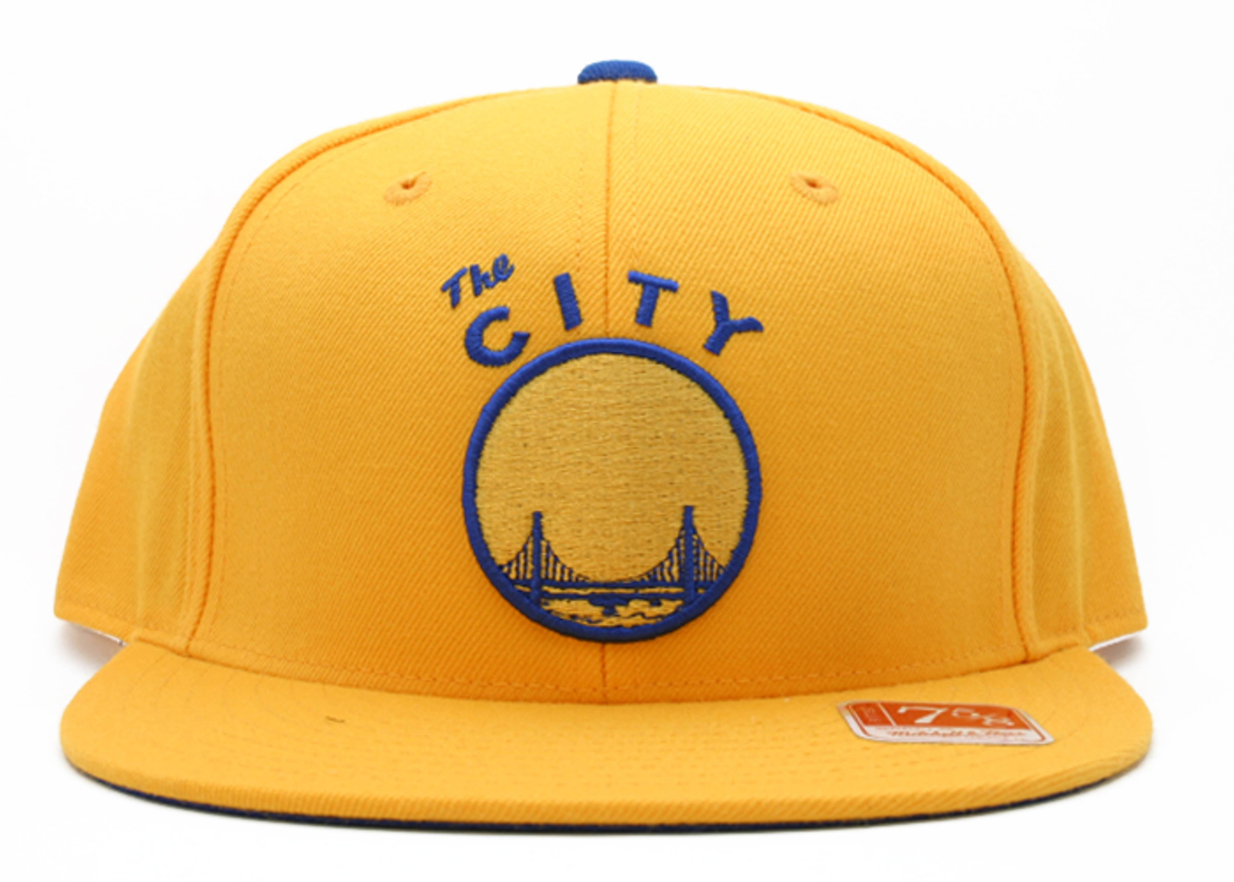 "san francisco warriors fitted ""the city"""