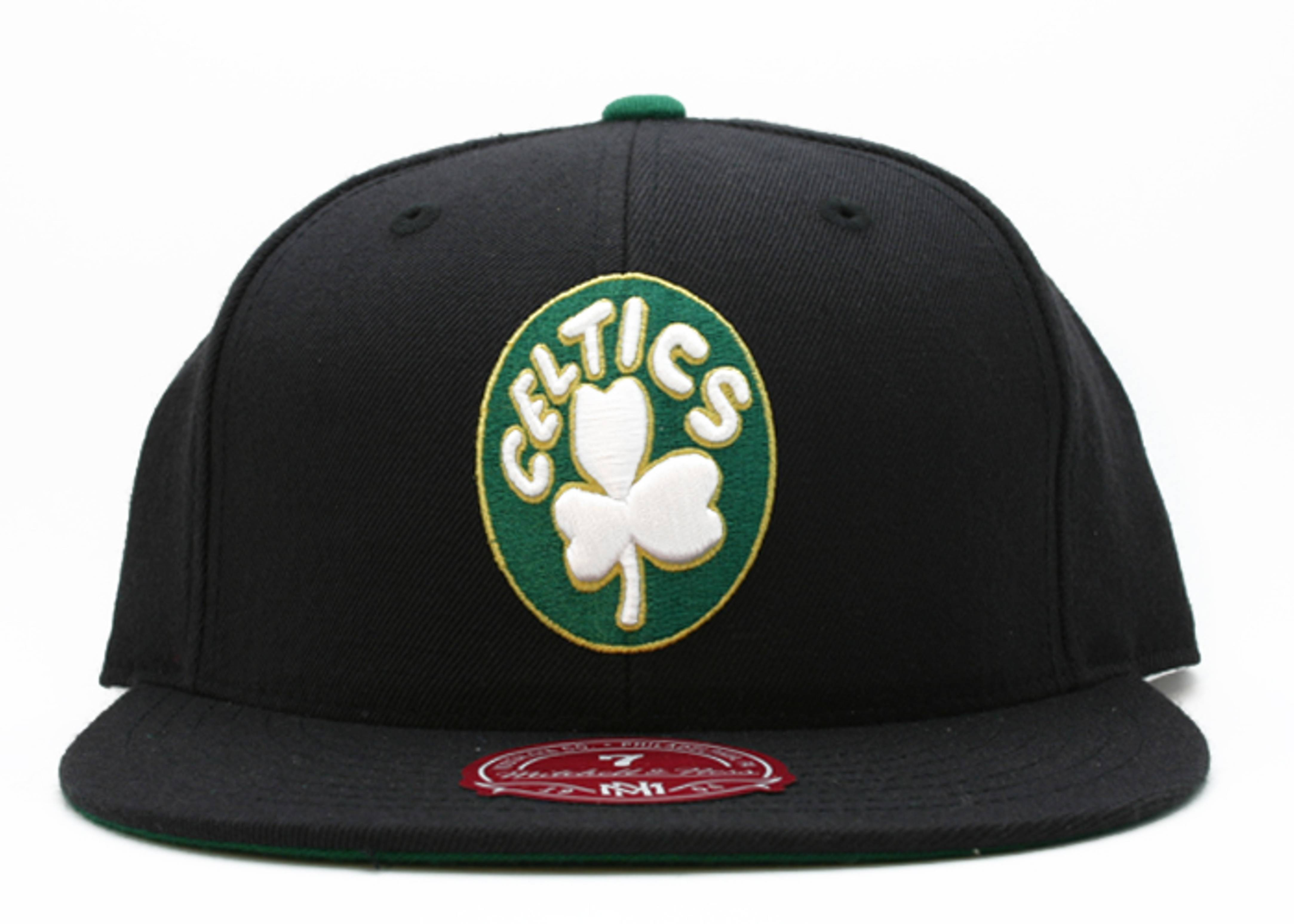 boston celtics fitted