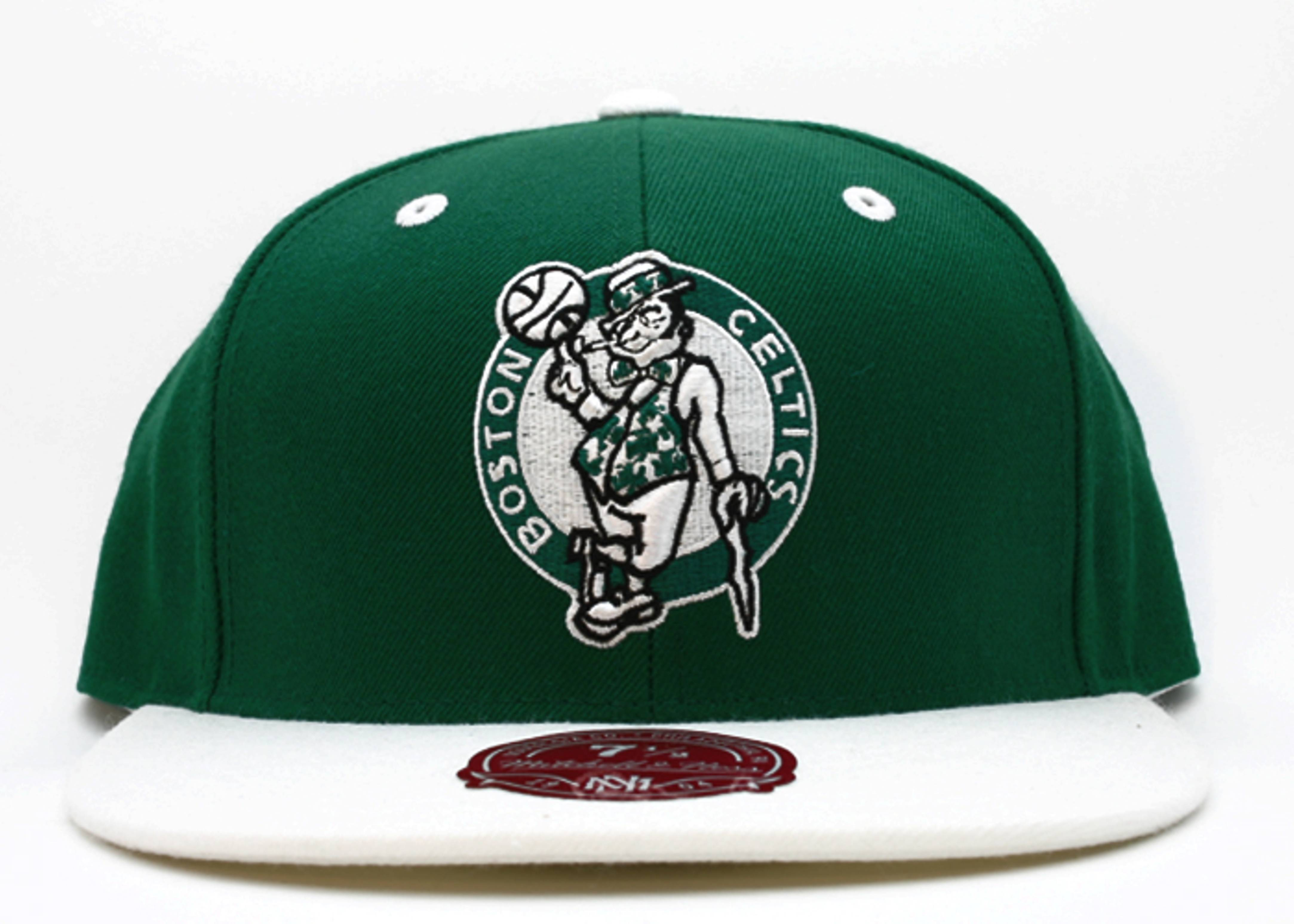 boston celtic fitted