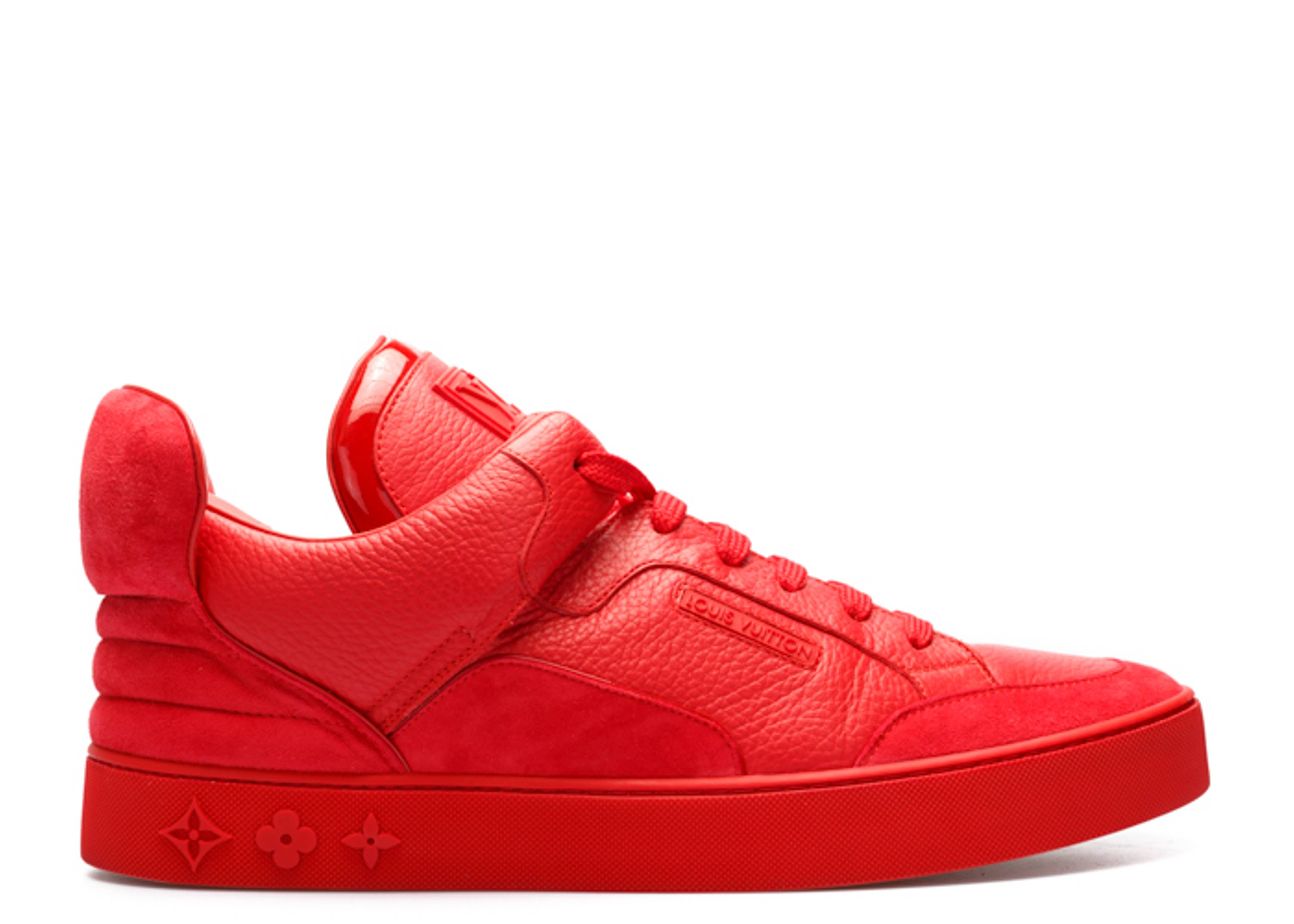 All Red Gucci Shoes