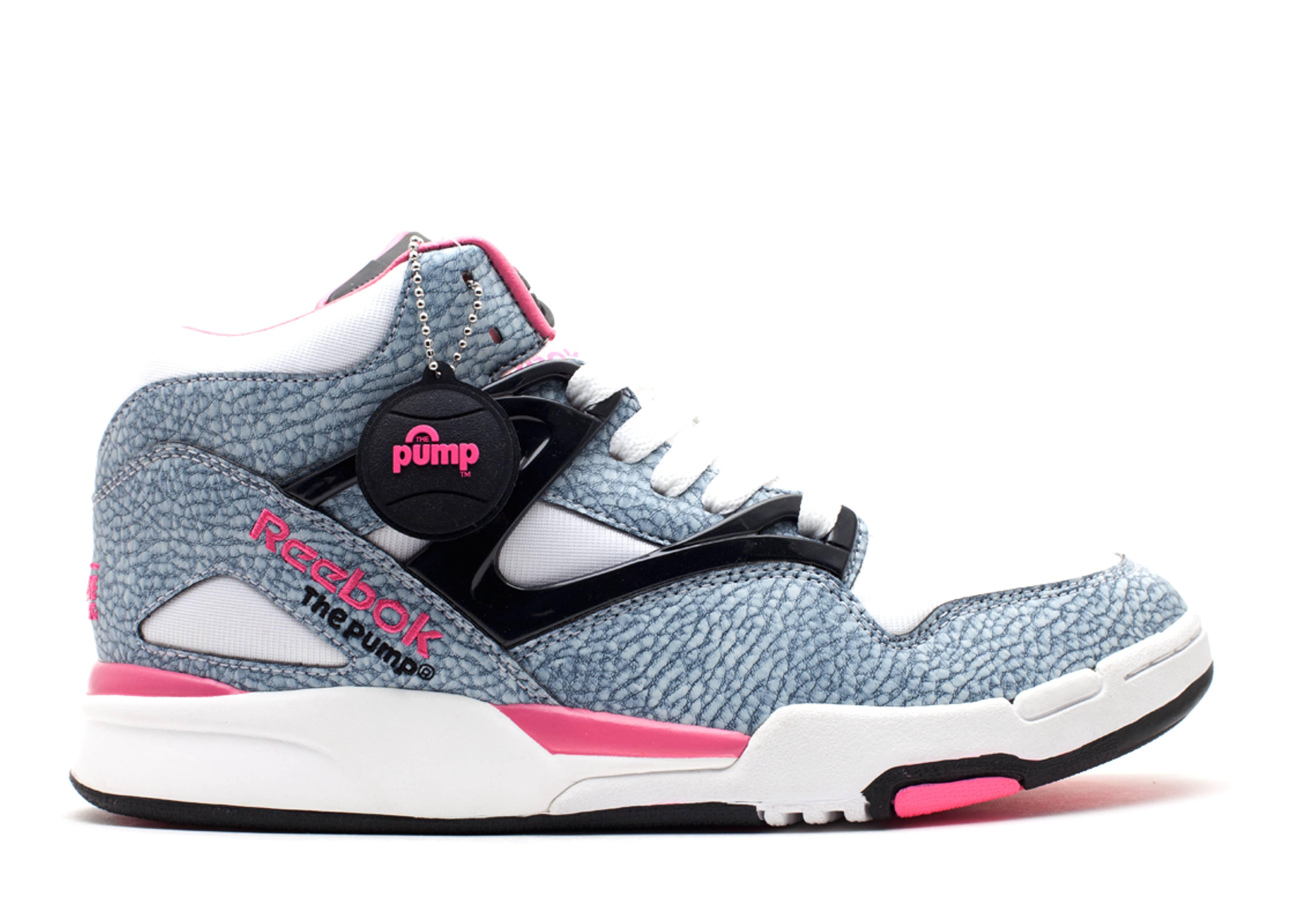 "pump omni lite ""pink elephant"""