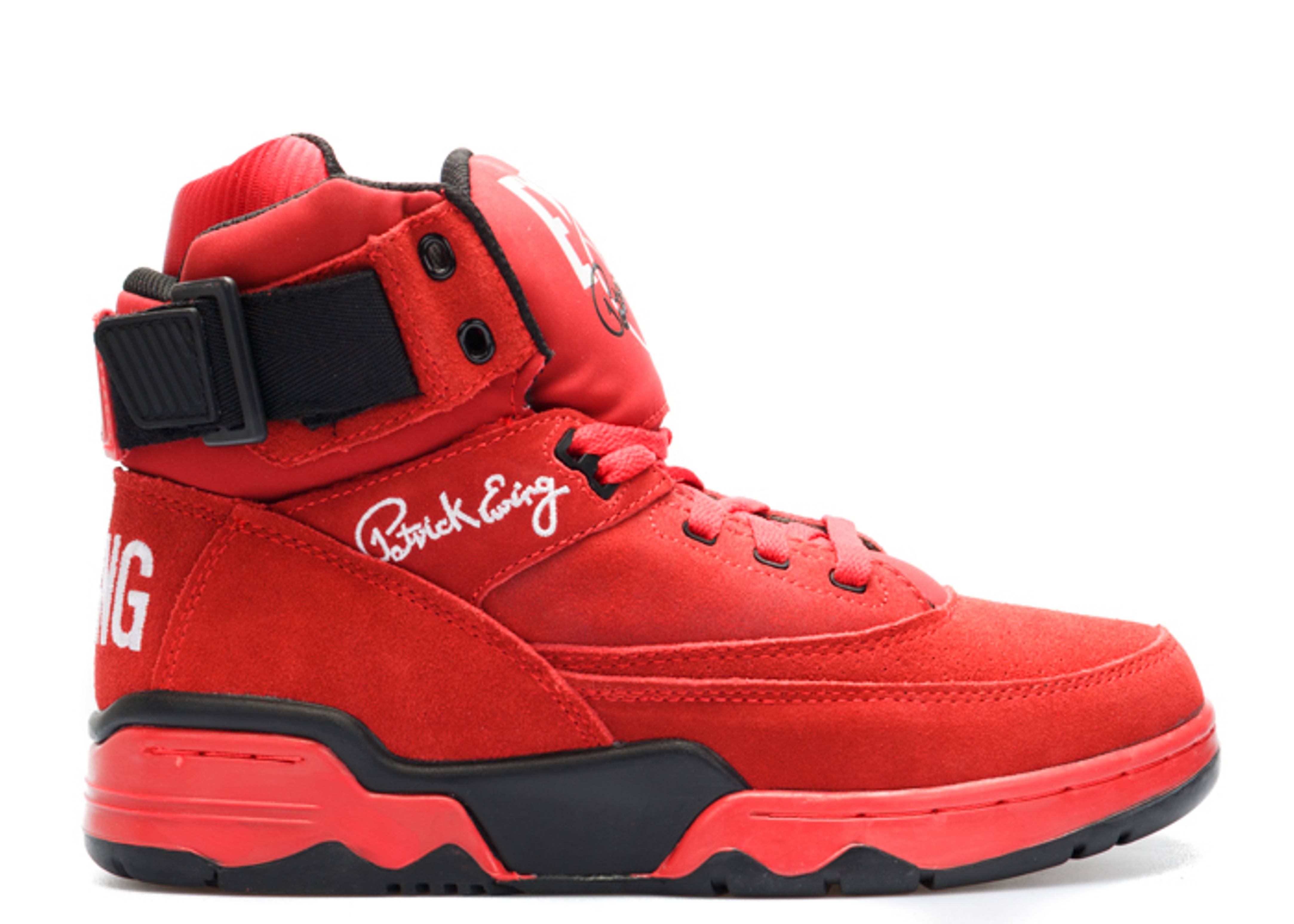 Ewing Shoes Red