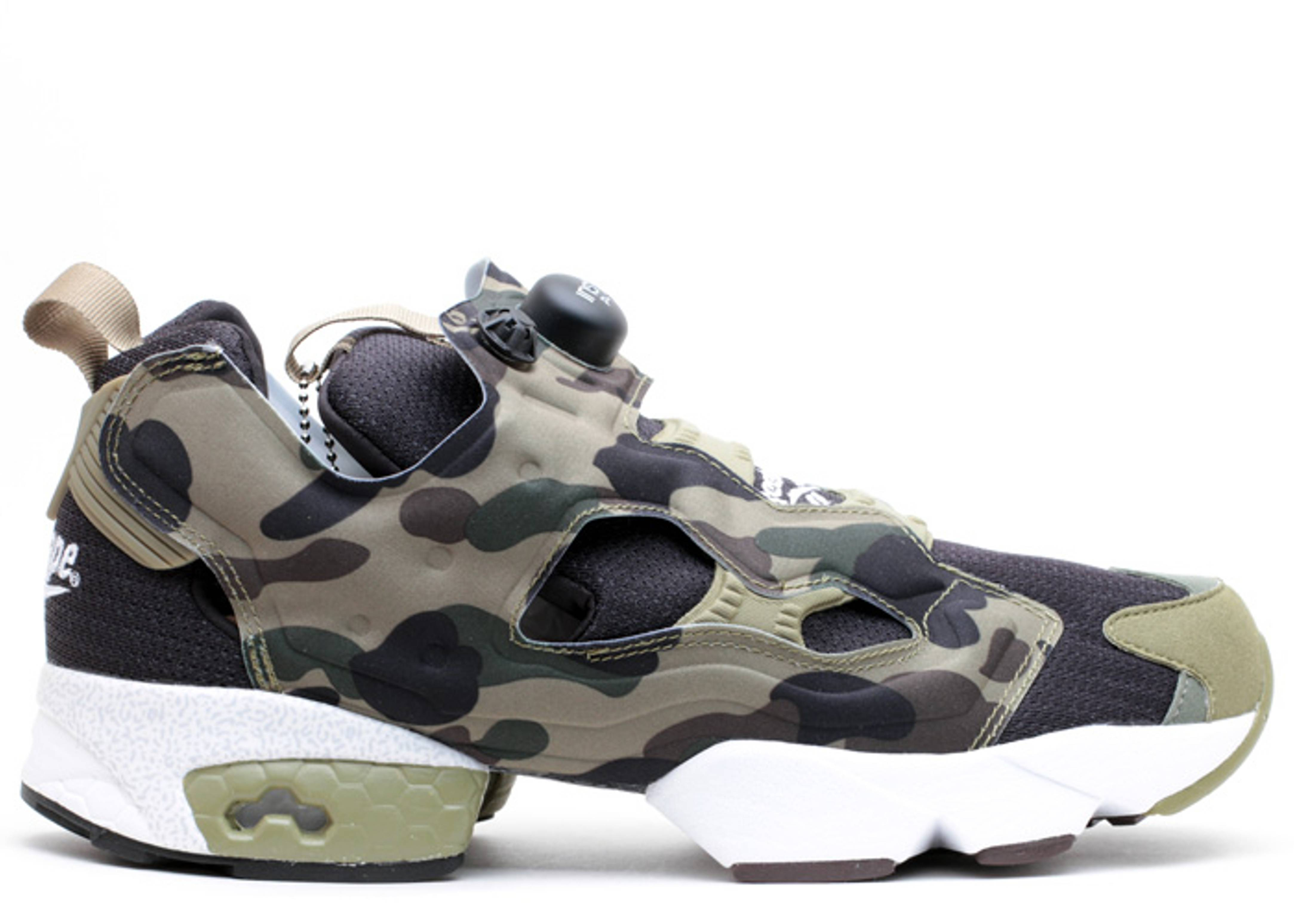ddadb5ff Buy reebok insta pump fury x bape | Up to 64% Discounts