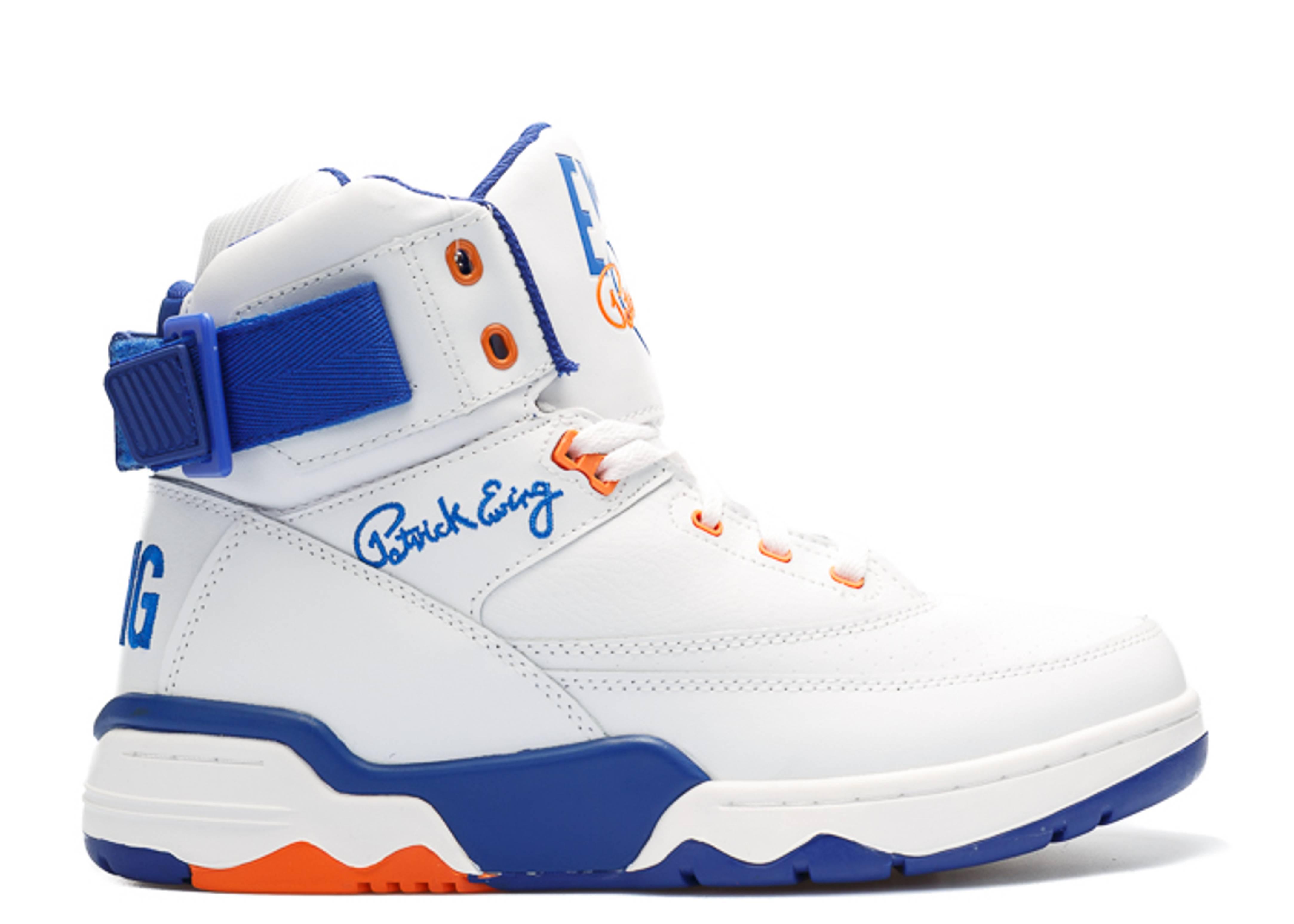 Men's Club Shoes TopsFlight High HiMore 33 Patrick Ewing JTlFcK1