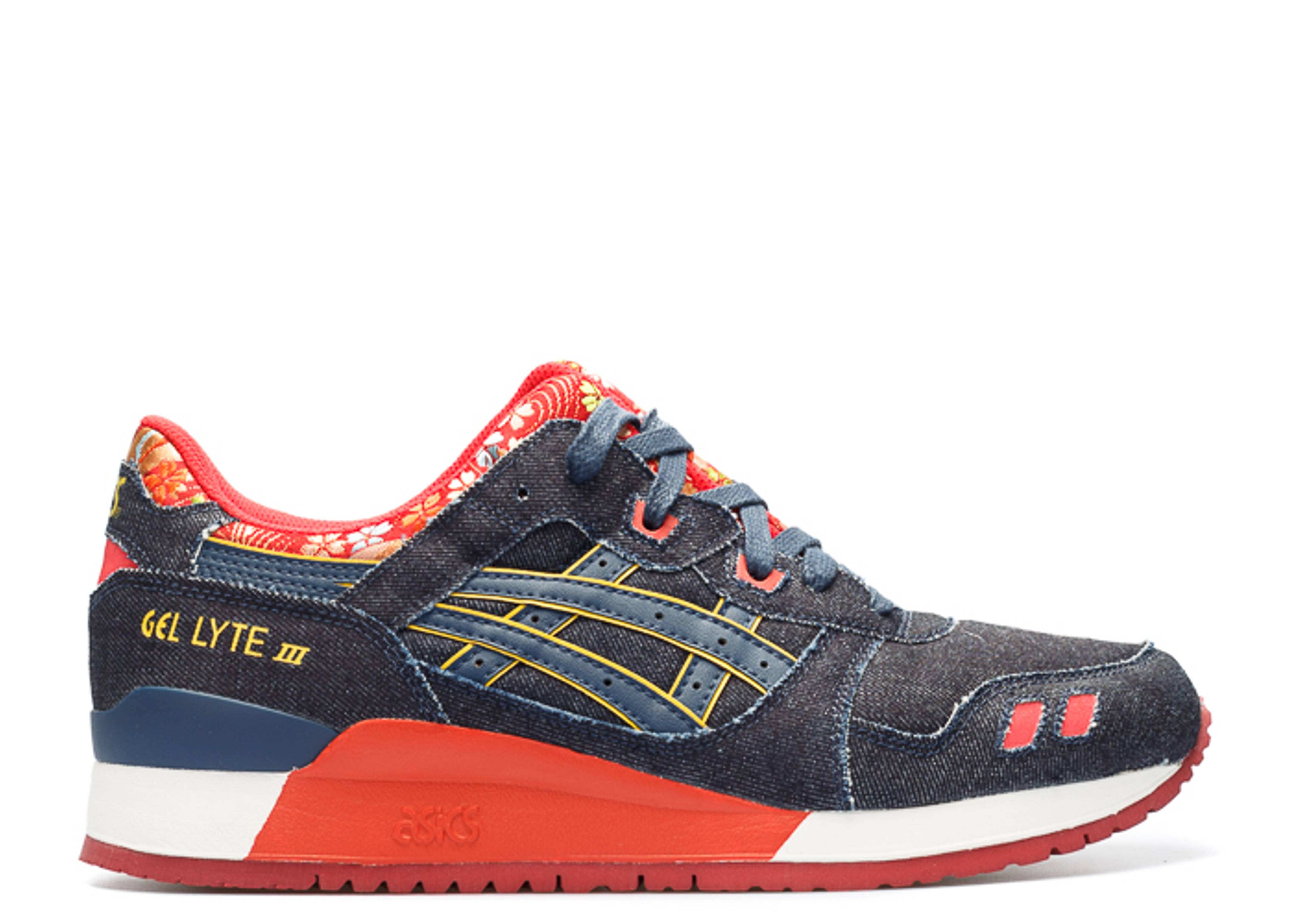 "gel-lyte 3 ""japanese denim"""