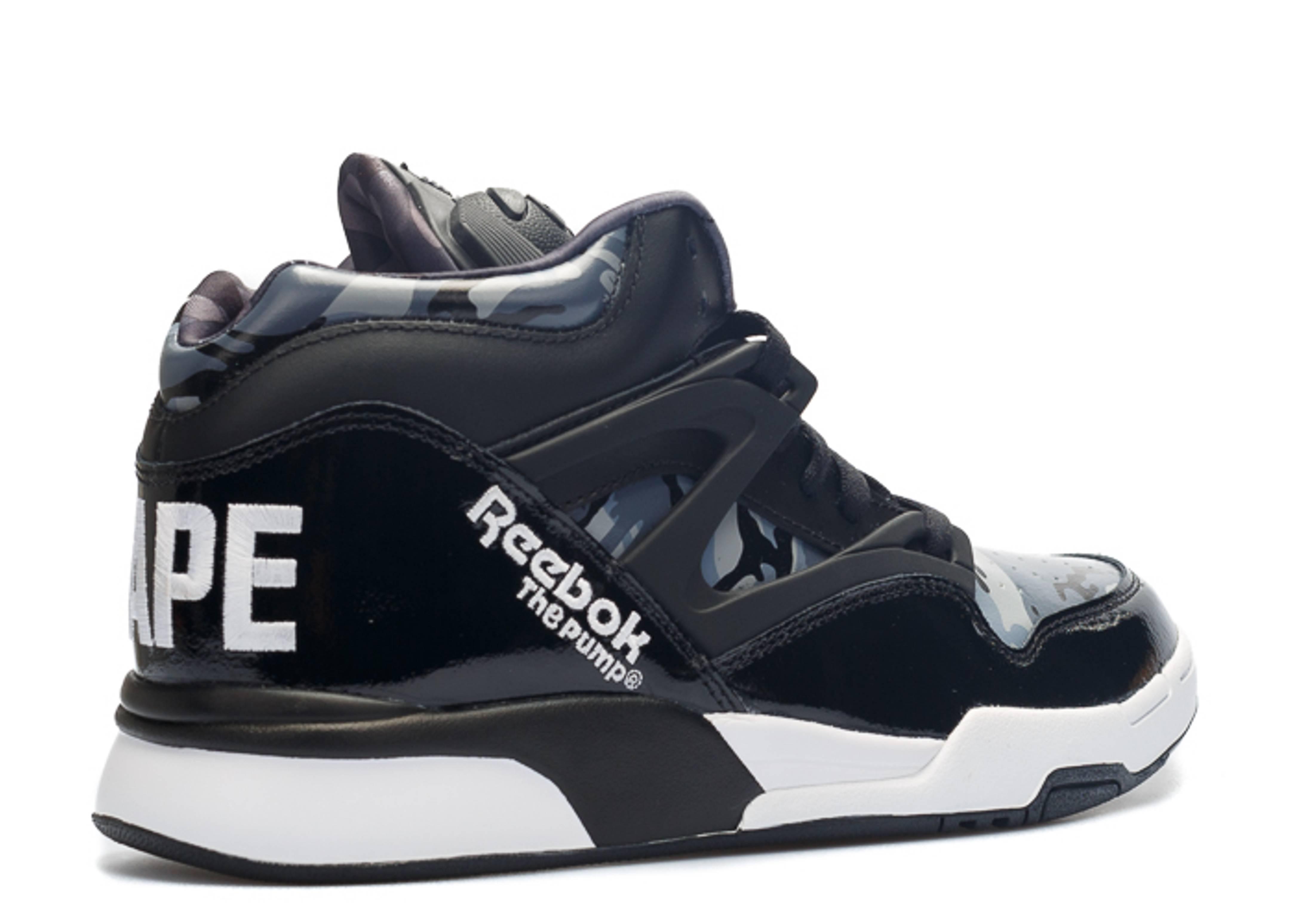 reebok pump size 16