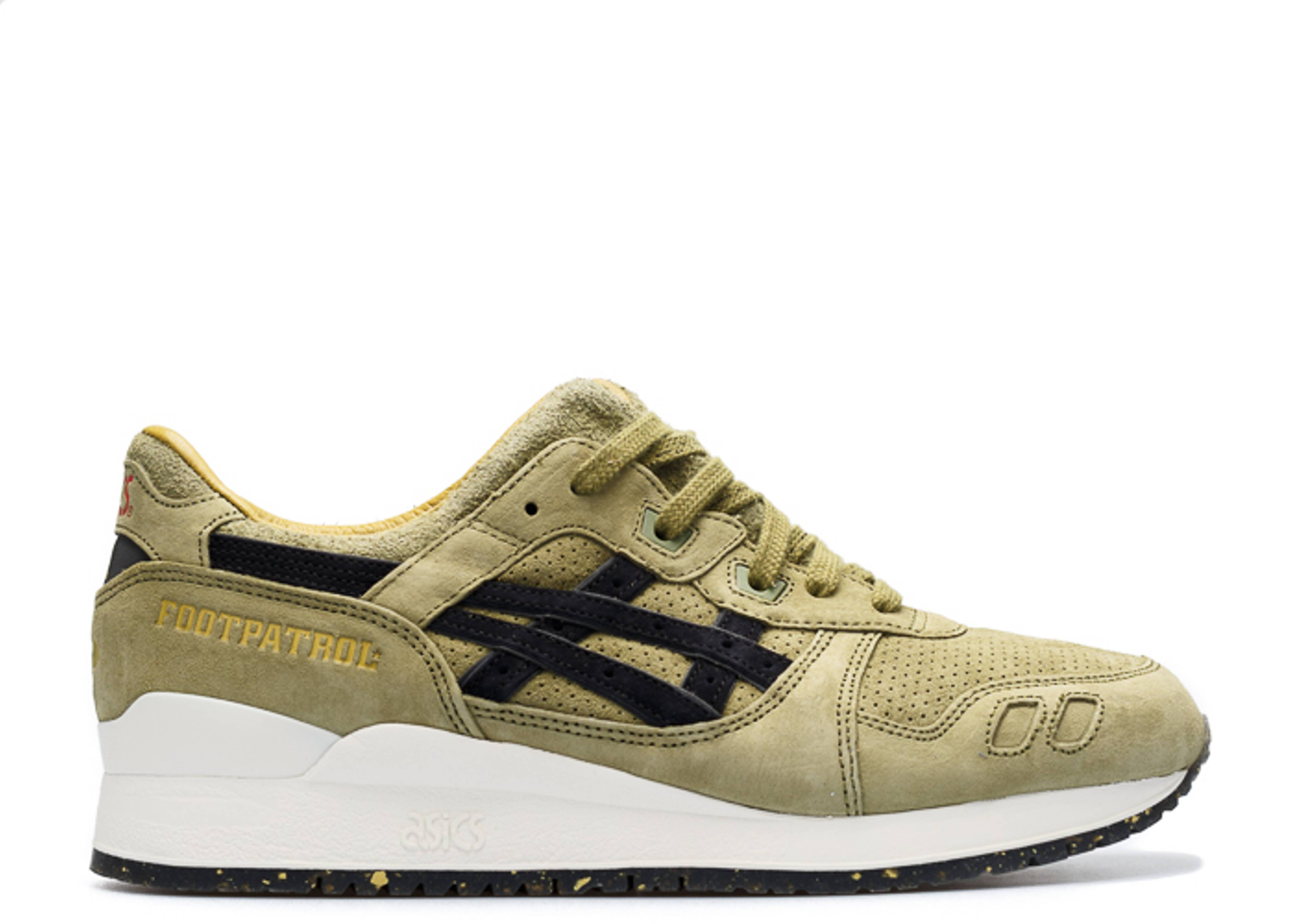 "gel lyte 3 ""footpatrol"""