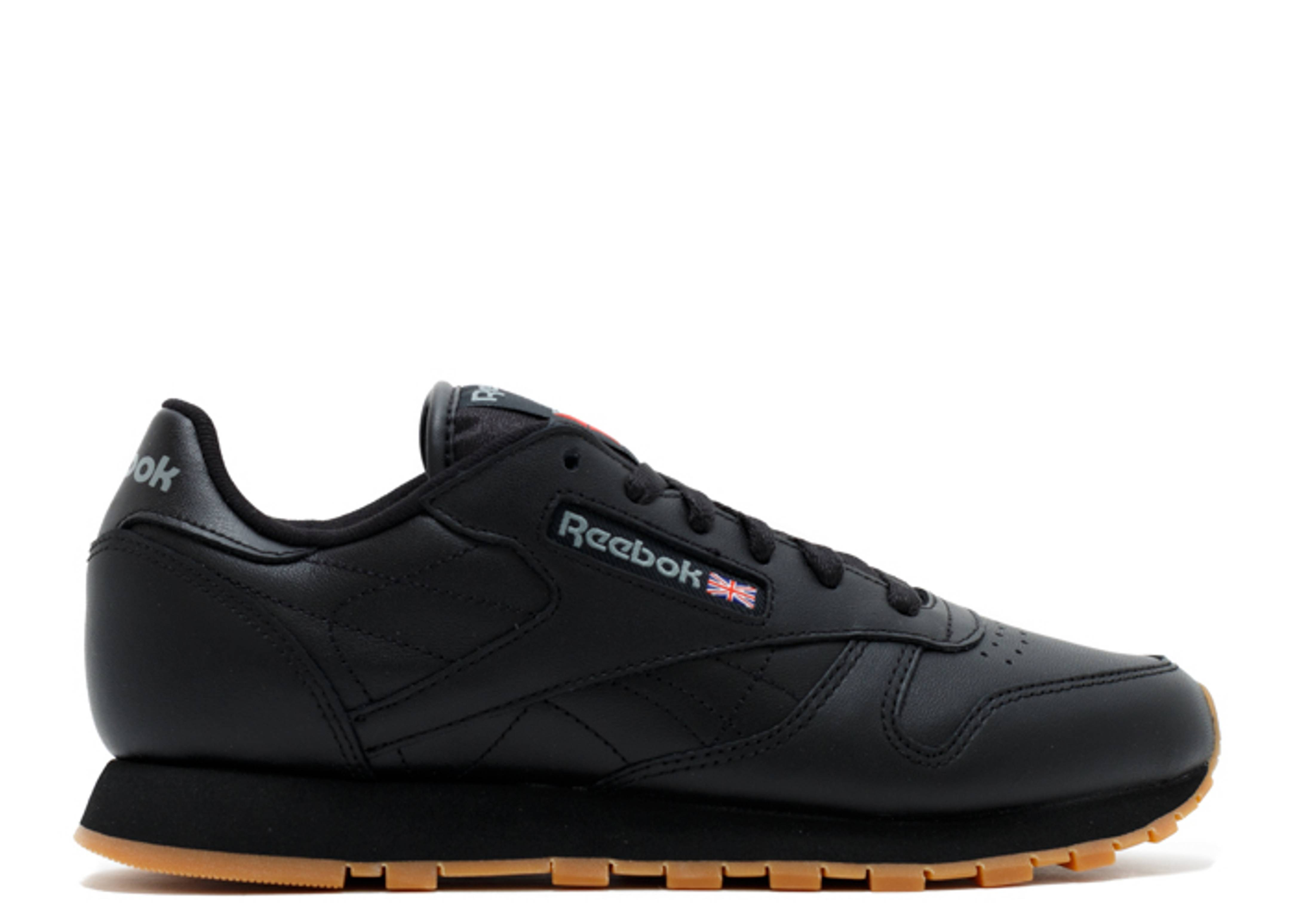 "Wmns Classic Leather ""Black"""