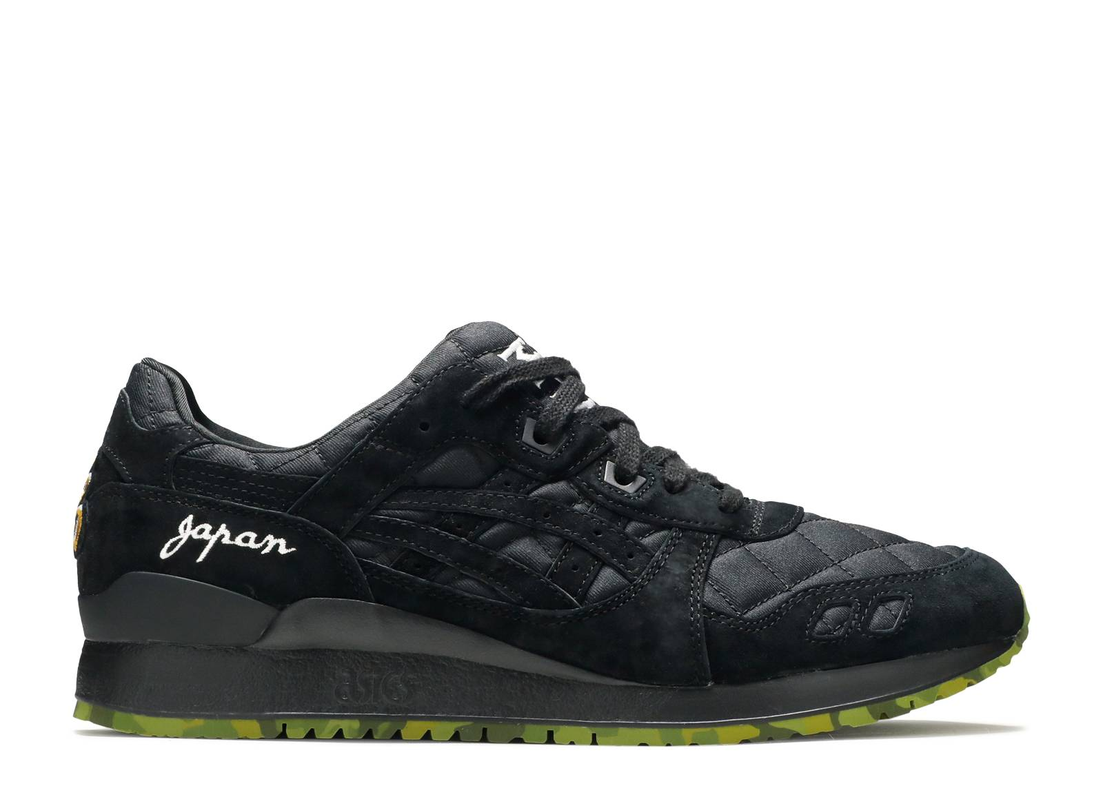 "gel lyte 3 ""beams mita souvenir jacket"""