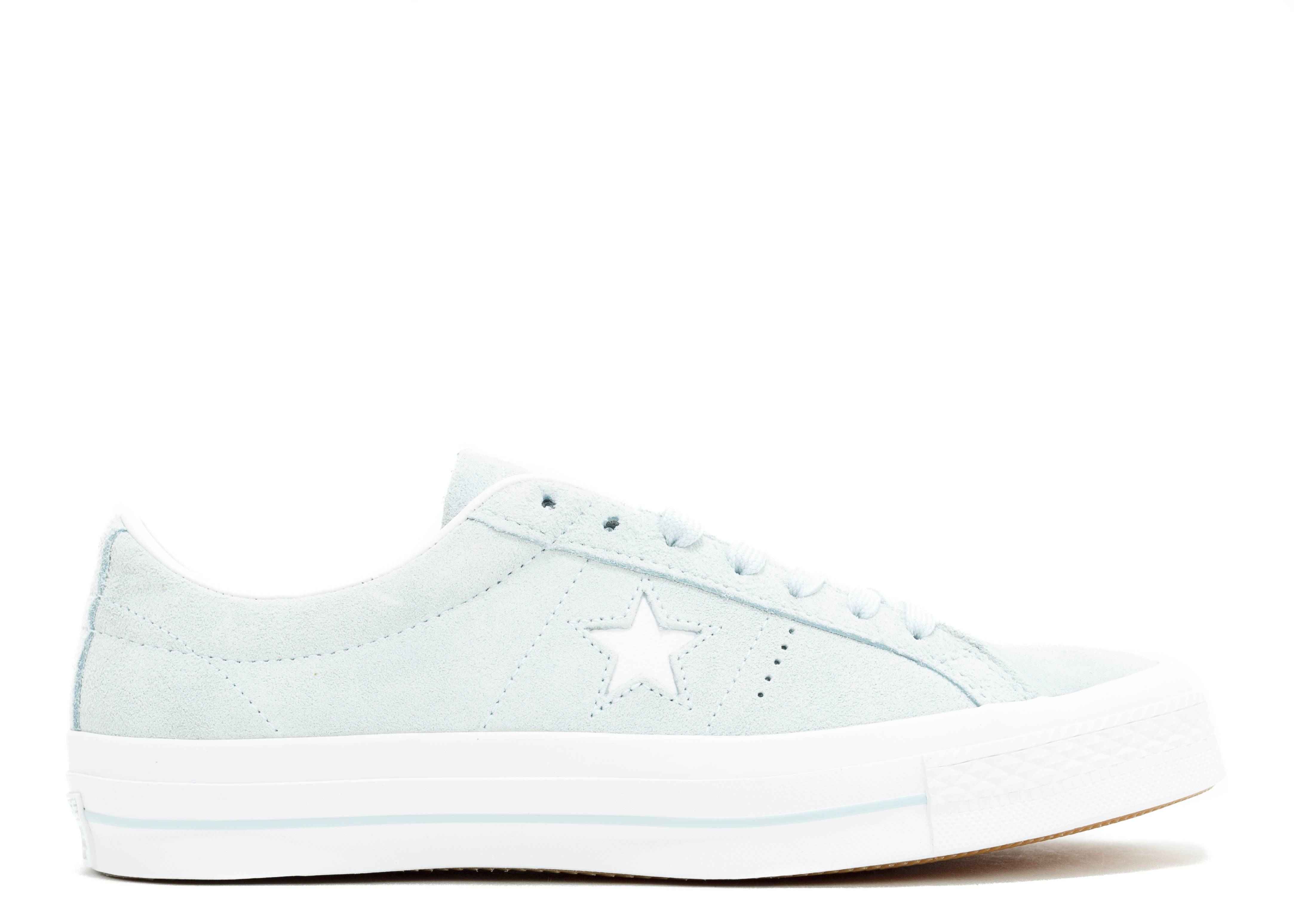 one star suede ox