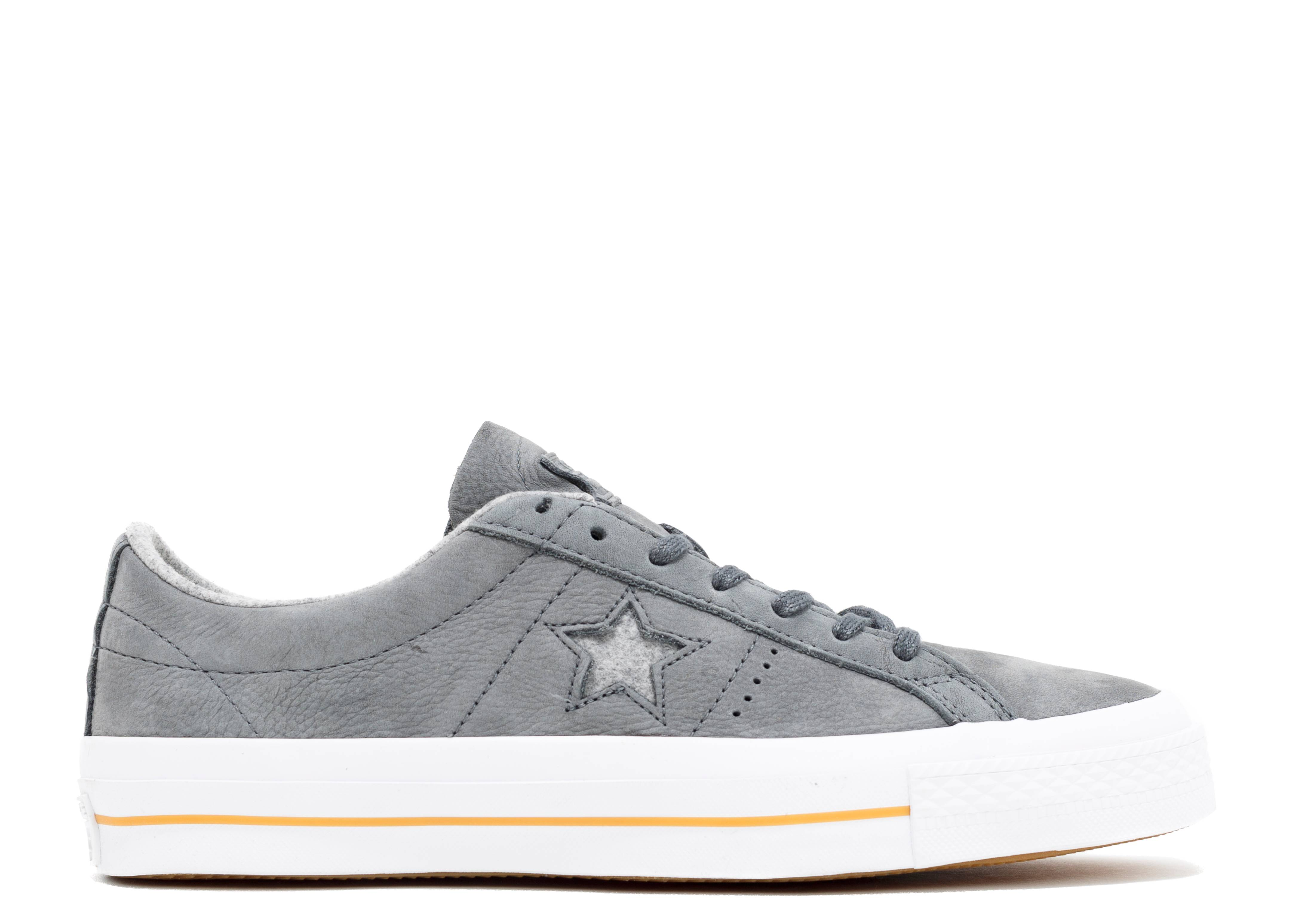 one star nubuck ox